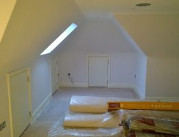 Good quality loft extension building company