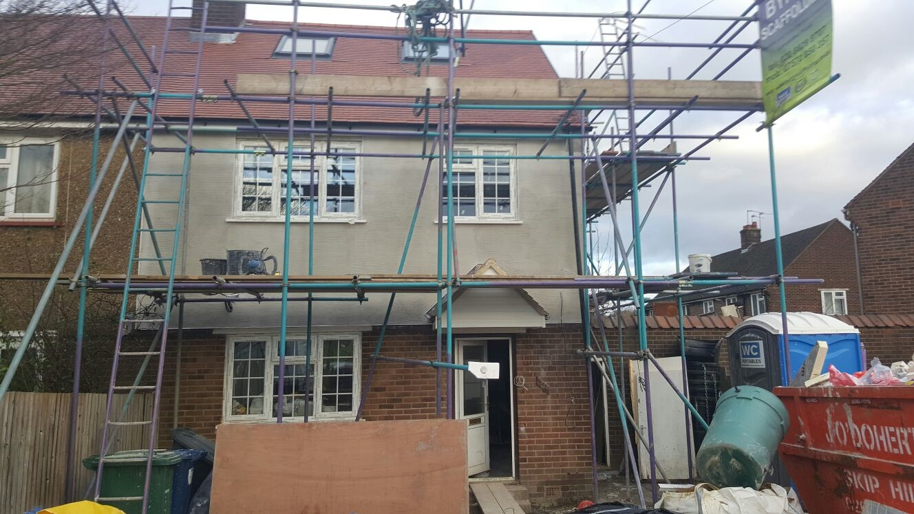Barnet en5 loft conversion building company