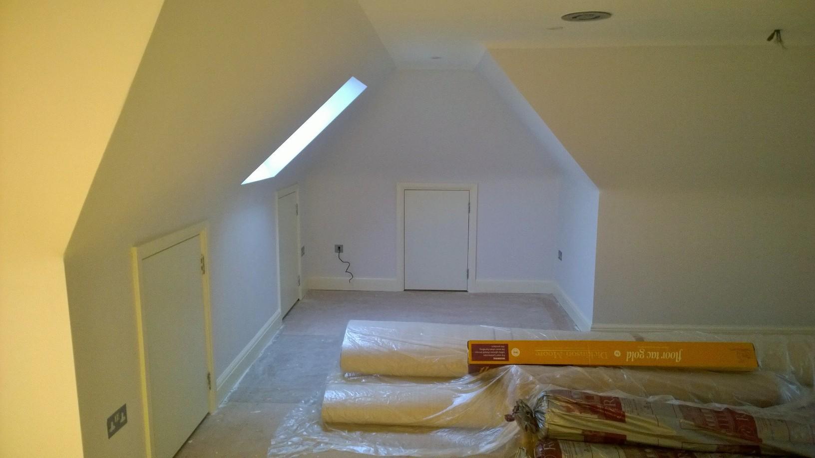 Good quality loft extension building company